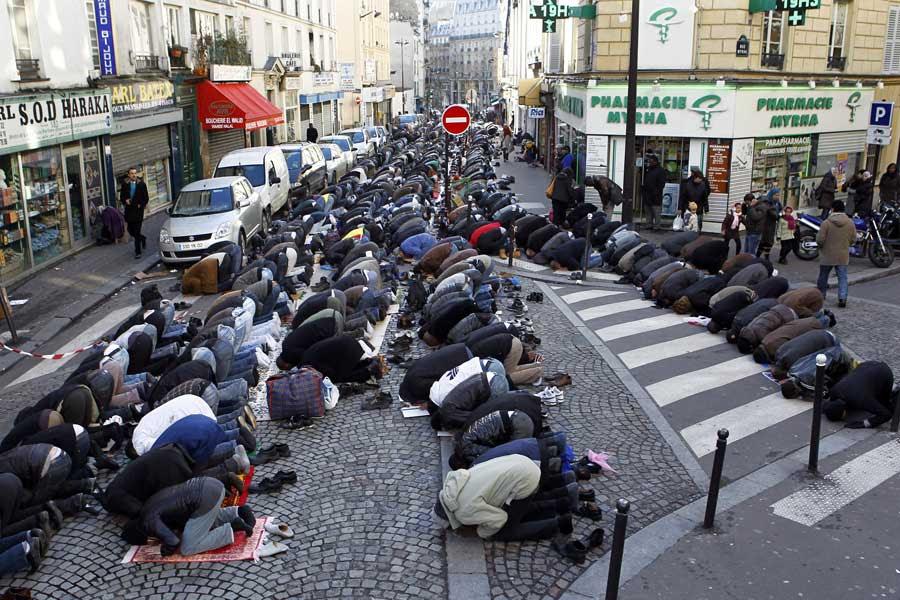 Записки арабского мигранта в Европе