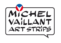 Michel Vaillant Art Strips