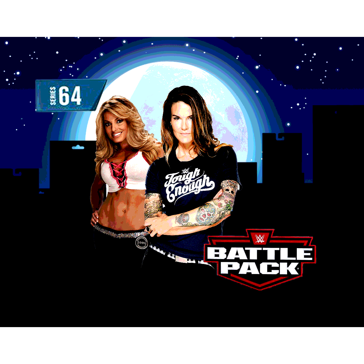 Image of WWE Battle Packs Series 64 - Trish Stratus & Lita 2-Pack - MARCH 2020