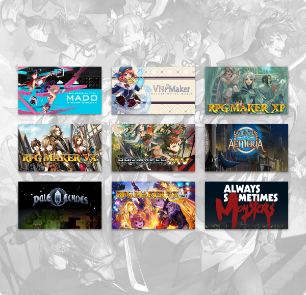 Humble Software Bundle: RPG Maker by Degica Games
