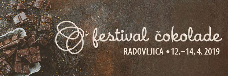 Festival čokolade, Radovljica, 12.-14. april