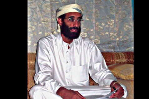 Anwar Al-Awlkai, the first American to be placed on CIA's 'kill or capture' list.