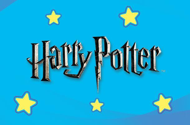 Mesehősök hétvégéje - Harry Potter