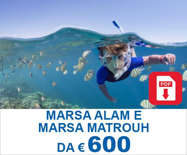 MARSA ALAM E MARSA MATROUH