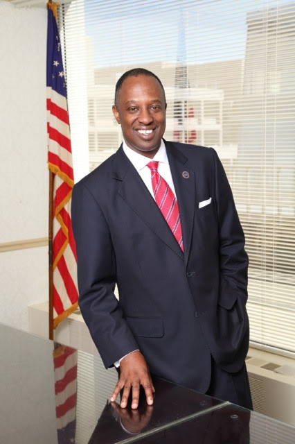 Ron Busby, President and CEO of the U.S. Black Chambers