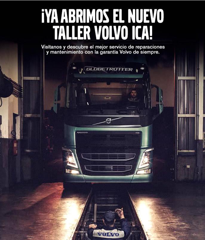 Taller de Volvo Ica