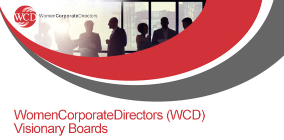 WomenCorporateDirectors (WCD) Visionary Boards
