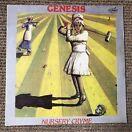 Genesis - Nursery Cryme - Rare 1993 Russi…