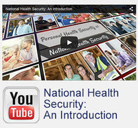 YouTube:  National Health Security.  An introduction.