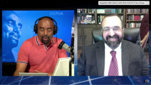 Video: Robert Spencer on the Jesse Lee Peterson Show discussing The History of Jihad