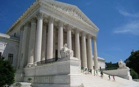 PHOTO: Five years after the U.S. Supreme Court's decision in the Citizens United vs. Federal Elections Commission case, experts still are examining its effects on elections at all levels. Photo credit: Daderot/Wikimedia Commons.
