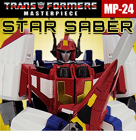 MP-24 MASTERPIECE STAR SABER