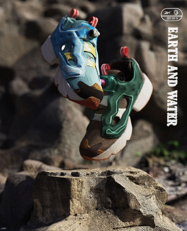 Summer Is Here, Need New Shoes?Reebok and Billionaire Boys Club partner once again as they inject nature into the two new Instapump Fury BOOST colorways.