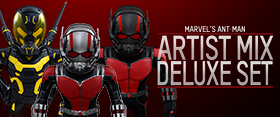 ANT-MAN ARTIST MIX COLLECTION