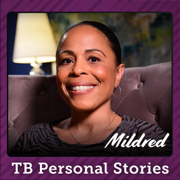 TB Personal Stories - Mildred