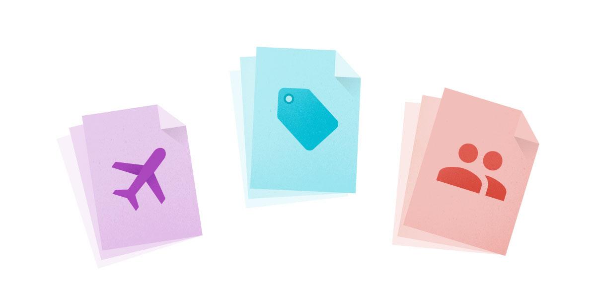 Inbox ürünündeki Gruplar özelliğine ilişkin resim