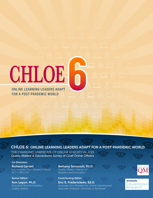 CHLOE 6 report cover