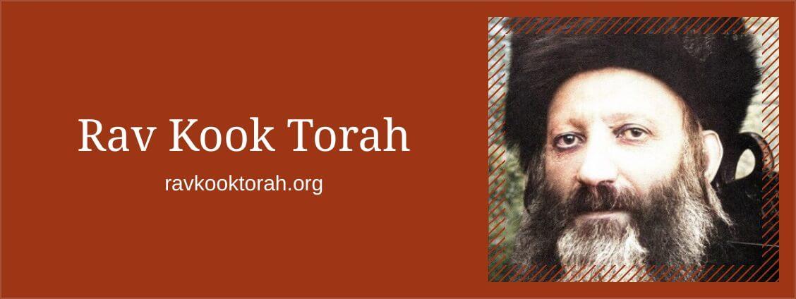 Rav Kook Torah site
