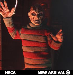 Wes Craven's New Nightmare Freddy Krueger Figure