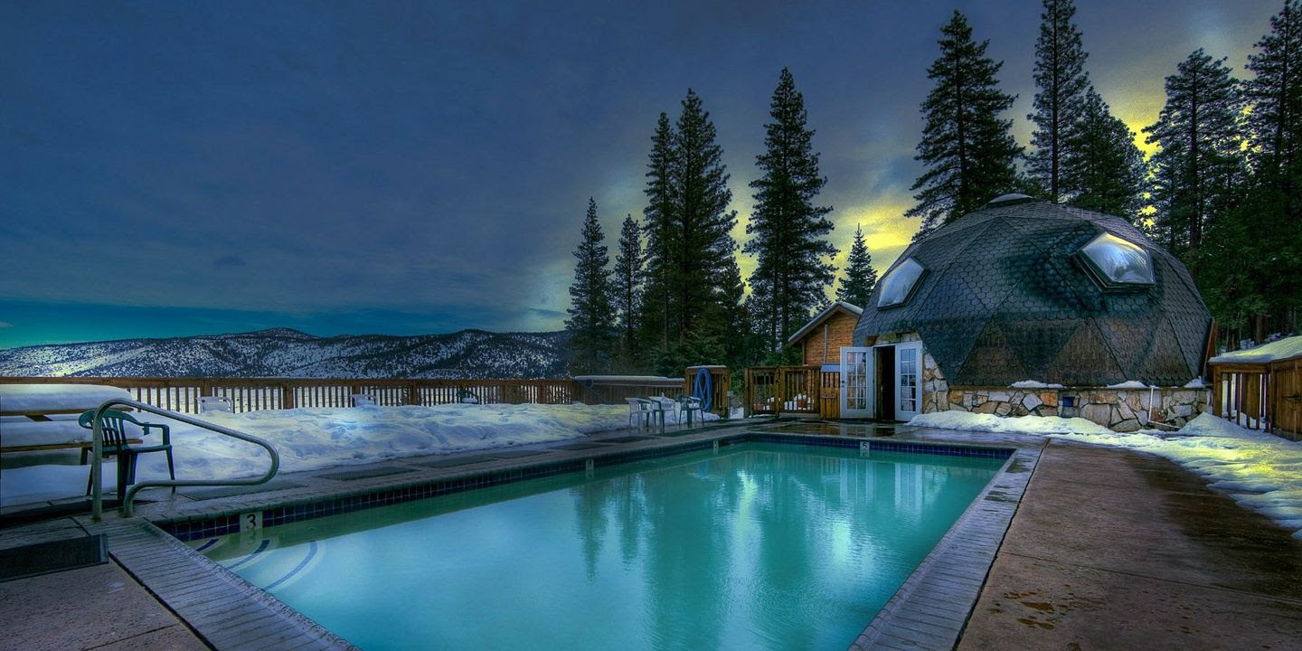 Reignite Your Bliss: Yoga & Hot Springs Getaway Sierraville, CA, USA