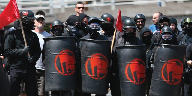 What is Antifa, the far-left group tied to violent protests? | Fox ...