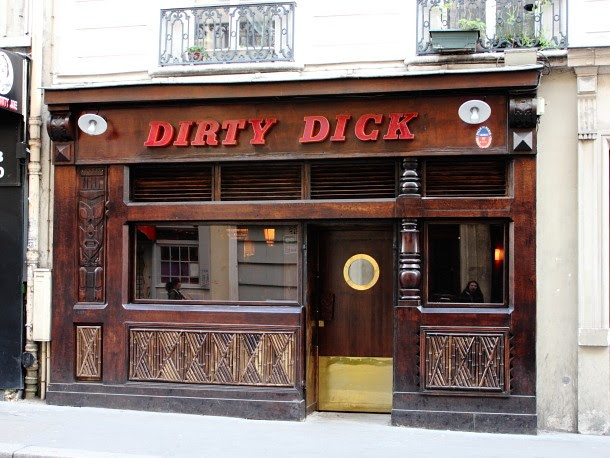 pars good food and wine -dirty-dick-exterior