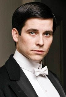 Rob James-Collier as Thomas Barrow in the series