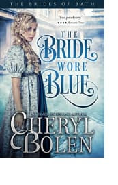 The Bride Wore Blue by Cheryl Bolen