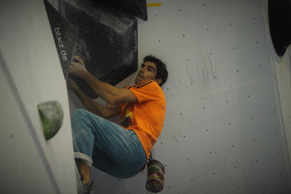 Dani Andrada en el Campeonato de España celebrado en la Foixarda ©Iván Torres/FEEC
