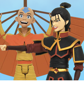 Avatar: The Last Airbender Select Wave 2