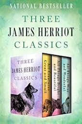 Three James Herriot Classics Box Set