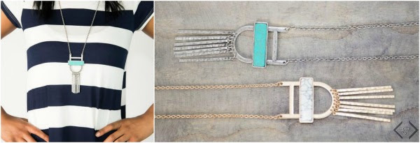 Style Steals - 6/13/16 - Modern Marble or Traditional Turquoise Jewelry for 50% Off + FREE SHIPPING w/code NEWJEWELS