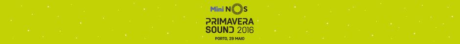 Luísa Sobral, They're Heading West e Benjamim no Mini Nos Primavera Sound 2016
