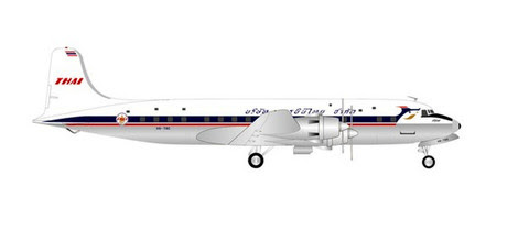570893   Herpa Wings 1:200 1:200   Douglas DC-6B Thai HS-TGC (die-cast)   is due: August 2020