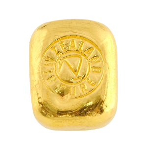 1oz NZ Gold Ingot