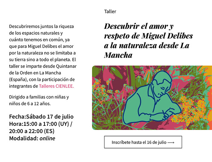 Miguel Delibes: el amor por la naturaleza