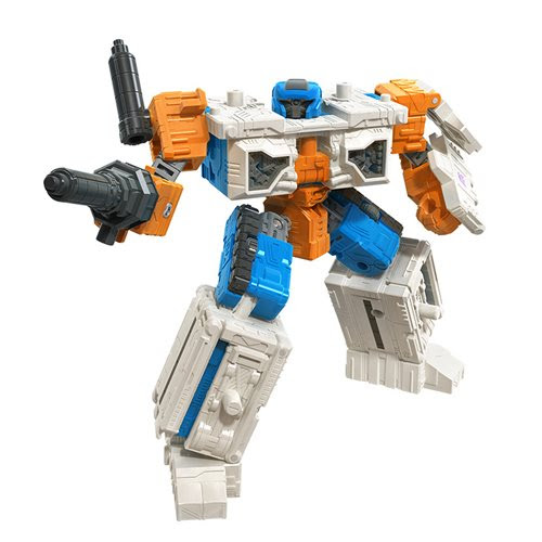 Image of Transformers Generations War for Cybertron Earthrise Deluxe Wave 2 - Airwave - JULY 2020