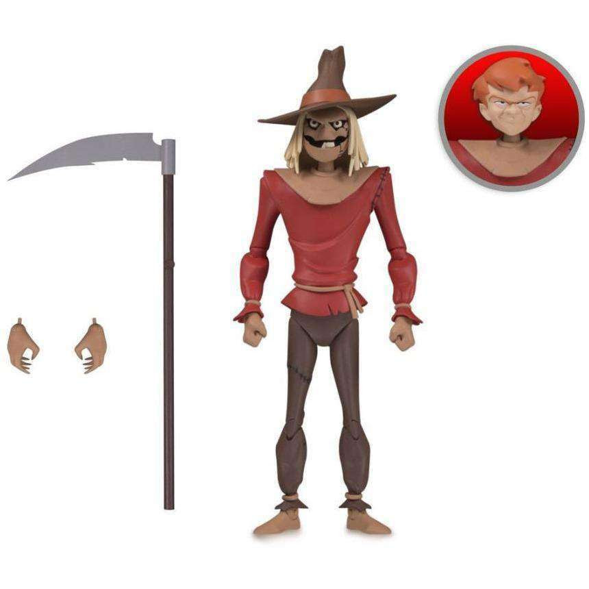Image of Batman: The Animated Series Scarecrow Figure