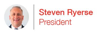 Steven Ryerse - President