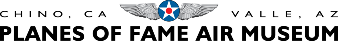 Planes of Fame logo