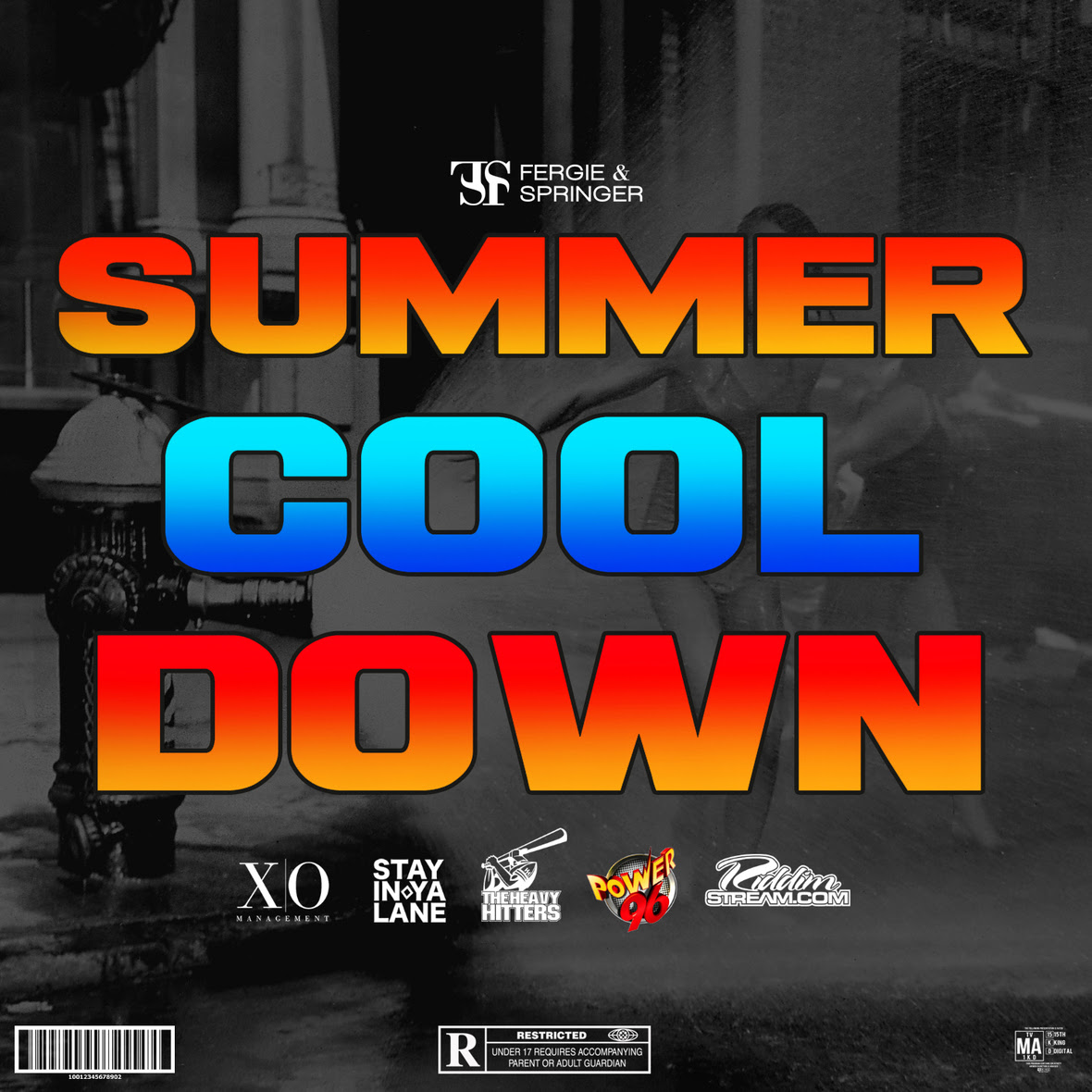 Summer Cool Down - Cover