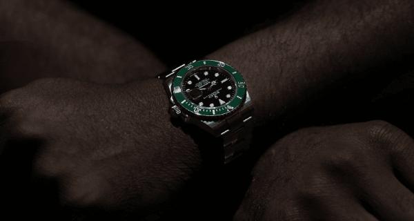 Green Submariner