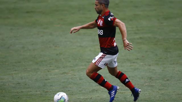 Diego enaltece vitória do Flamengo e avisa: 'Seguimos focados no bicampeonato'