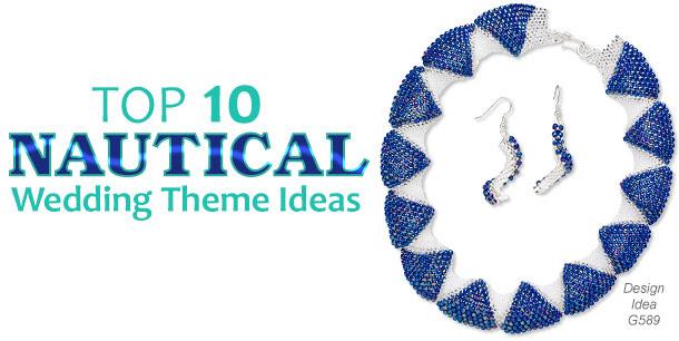 Top 10 Nautical Wedding Theme Ideas