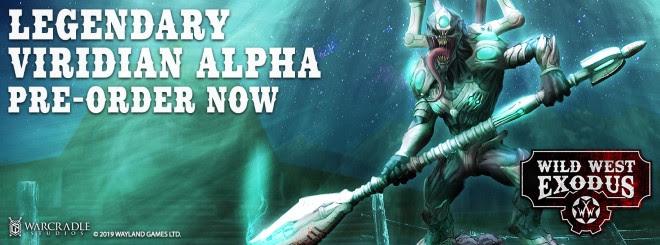 Legendary Viridian Alpha Banner