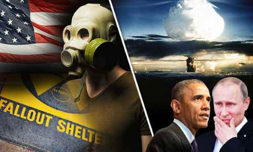Red Warning Nuclear Attack Putin Surrounded USA NATO Military Drills on Russian Border – Russia Has a Secret Weapon Against US 'Could Wipe Out the U.S. in Less Than Half an Hour'