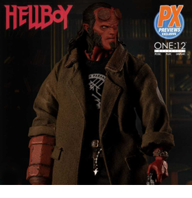 ONE:12 COLLECTIVE HELLBOY ANUNG UN RAMA EDITION PX EXCLUSIVE