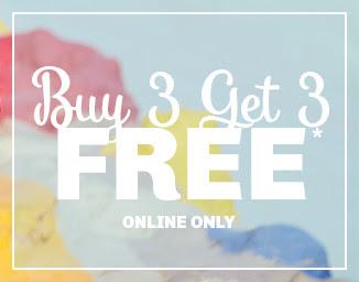 Buy 3 Get 3 FREE* online! - Shop Summer Hair