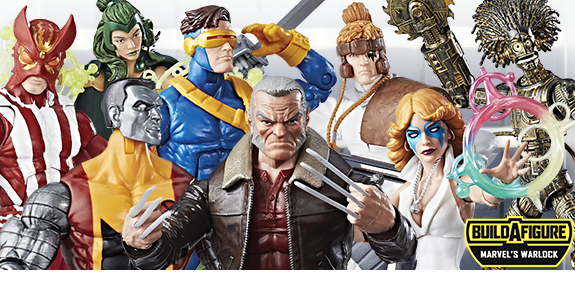 MARVEL X-MEN LEGENDS FIGURES