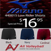 Mizuno gear at All Volleyball